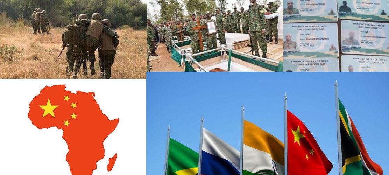 """Burundi / Petit tour sur l'actualité Africaine – [L'attaque rwandaise au Burundi pas une promenade de santé / Chine-Afrique plus de 204 milliards USD en 2018 / Les BRICS ont un plan """"crypto""""]"""