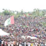 Burundi : Une véritable marée humaine pour clôturer la semaine du combattant burundais 2019 ou Intwari 2019.