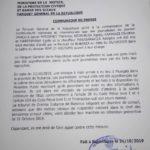 Guerre Géopolitique / Media : 5 collaborateurs d'IWACU en détention préventive au Burundi