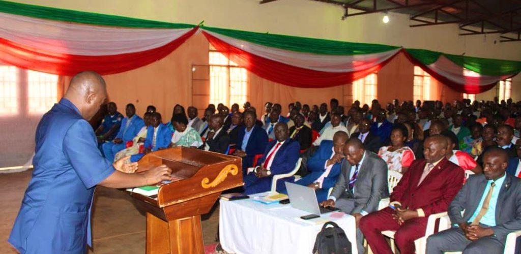 Le Président appelle les Barundi  à sceller une nouvelle alliance avec leur patrie – Le Burundi