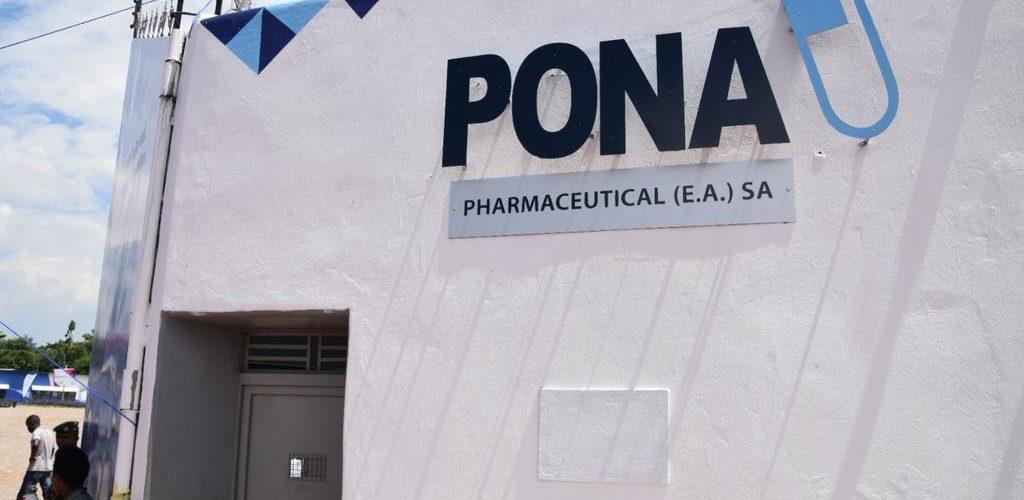 Burundi : Le Président Nkurunziza inaugure la société pharmaceutique PONA, BUJUMBURA