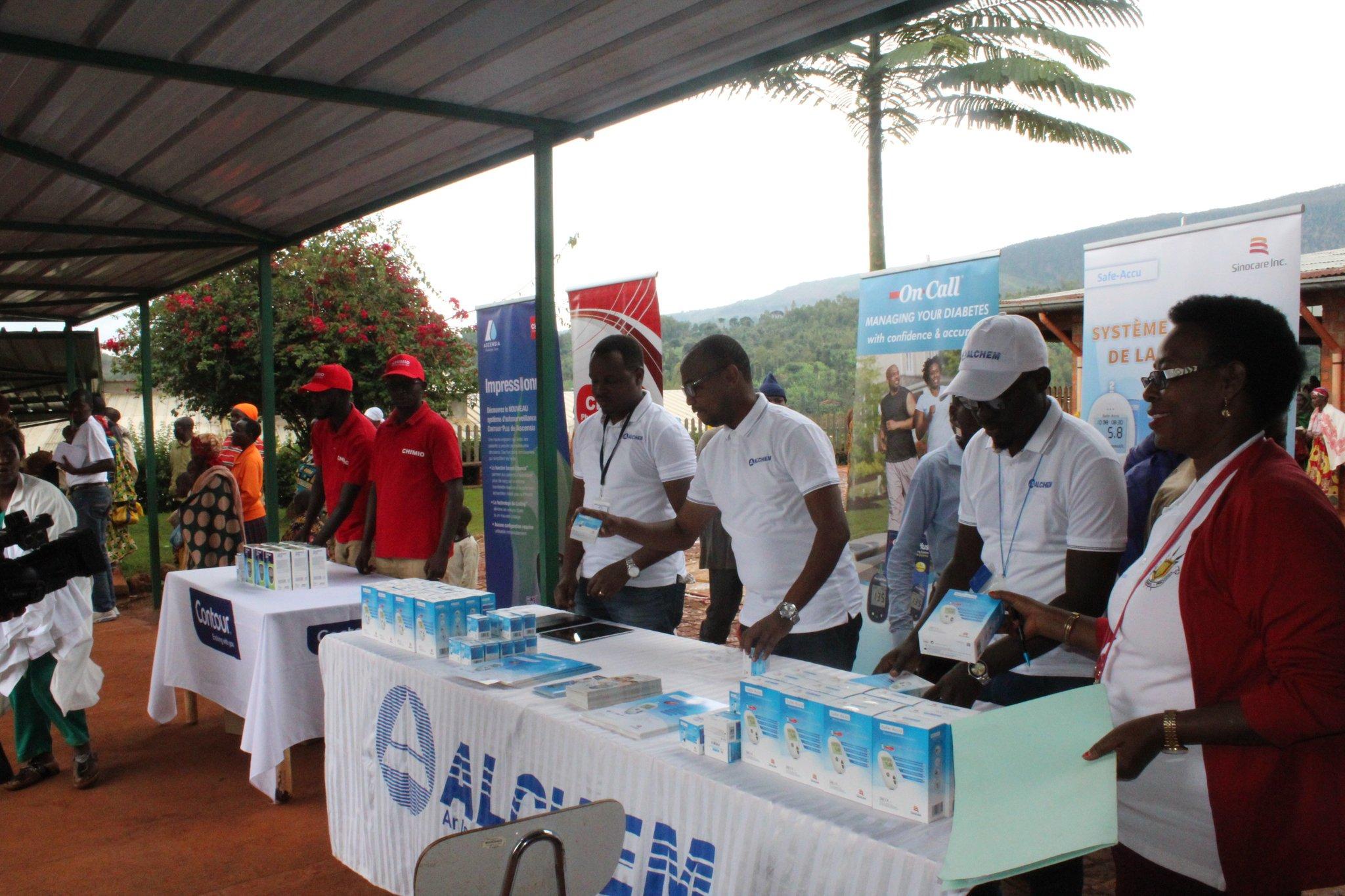 Photo : Ministère burundais de la Santé