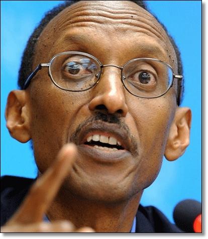 Le danger d'un mythe incontesté: le mensonge qu'est le président rwandais Paul Kagame