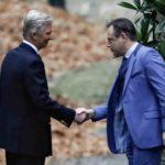 La politique belge coincée : le possible gouvernement violet-jaune pressé à mort, violet-vert mort-né