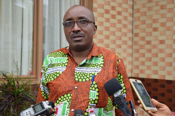 L'ISTEEBU lance les activités du 8ème mois de statistique au Burundi