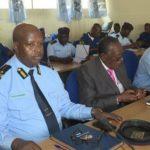 Mairie:Réunion de redynamisation des comités mixtes de sécurité