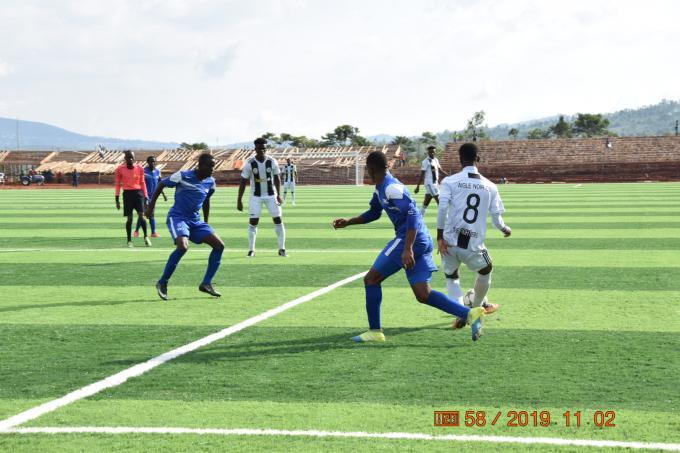 Makamba : Le Stade Peace Park Complex acceuille le premier Match