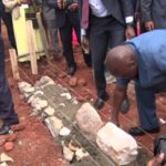Bubanza : lancement officiel des travaux de construction d'une usine des plantes médicinales