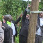 Cibitoke: le 2ème Vice-Président de la République inaugure plusieurs infrastructures d'intérêts publiques
