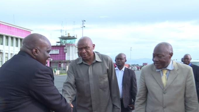 Le Président de l'Assemblée Nationale se rend à Nairobi