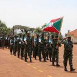 Le Burundi dans l'exercice conjoint organisé par la Communauté Est Africaine
