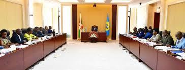 Communiqué de presse de la réunion du Conseil des Ministres du 30/10/2019