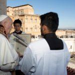 Le continent africain et le conflit en Syrie au cœur du message de Noël du pape