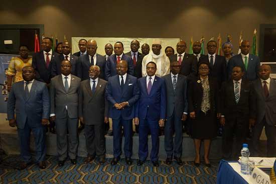 Burundi : Le Ministre Nibigira à Libreville pour préparer le 9ème sommet de la CEEAC