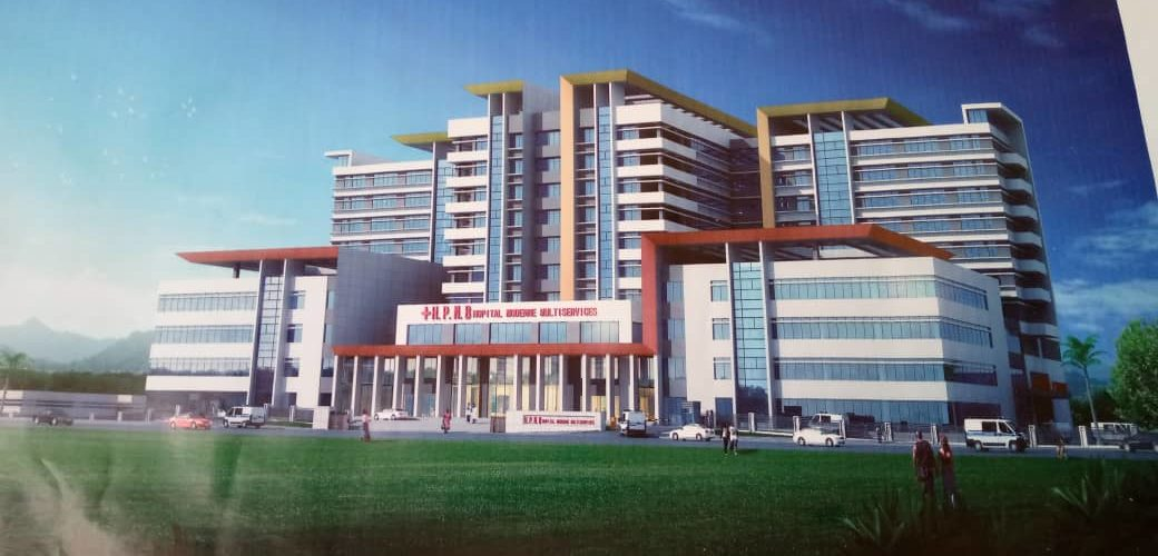 China Machinery Engineering Corporation va construire l'Hôpital de la Police Nationale du Burundi.