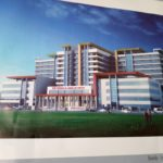 China Machinery Engineering Corporation va construire l'Hôpital de la Police Nationale du Burundi.