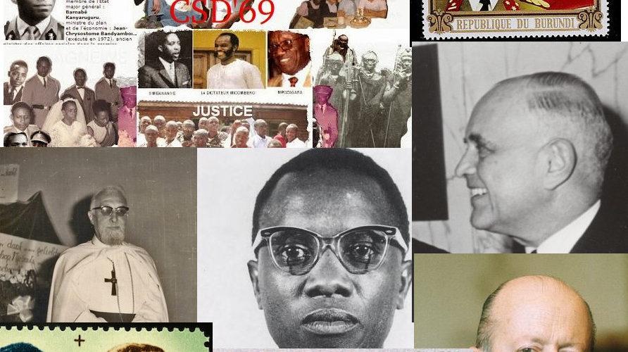 24 décembre 1969 – Des centaines de citoyens du Burundi étaient exécutés ou enterrés vivants par la Dictature militaire du Colonel Michel MICOMBERO