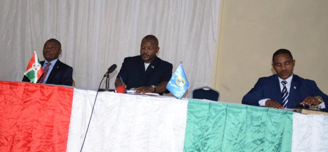 Burundi : 3ème réunion nationale d'évaluation du secteur minier, à Ngozi