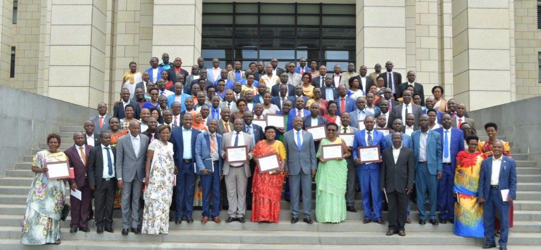 Burundi : Performance des 118 communes, édition 2018 : Les communes NGOZI et RUGAZI sont Premières