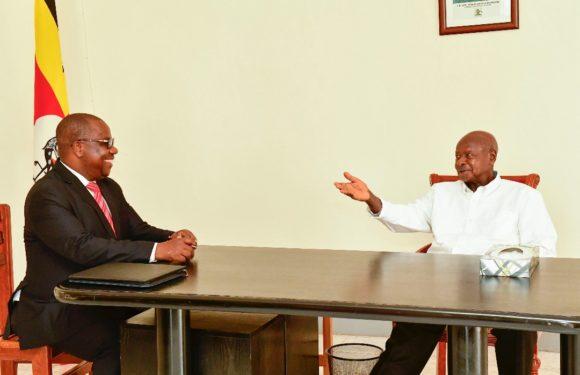 Géopolitique des Grands Lacs Africains : Le Burundi s'entretient avec l'Ouganda