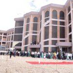 La Communauté des Eglises du Rocher inaugure son siège au Burundi, avec le Chef d'Etat