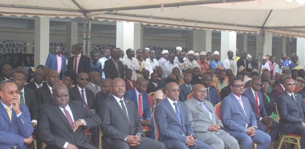Les derniers hommages à l'ancien Ombudsman du Burundi, Feu l'Hon. SHEIKH Mohammed RUKARA