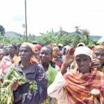 Gitega: le Chef de l'Etat octroie une aide aux démunis pour leur souhaiter les meilleurs vœux