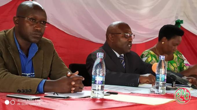 Gitega: Le CNS réunit les comités mixtes de sécurité des communes Bugendana et Mutaho