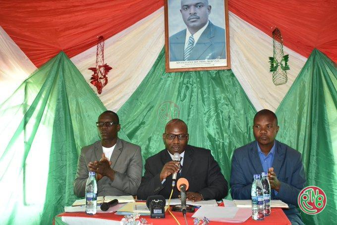 Gitega: Le CNS réunit les comités mixtes de sécurité des communes Makebuko et Itaba