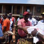Le Gouvernement du Burundi vient en aide aux victimes des pluies diluviennes