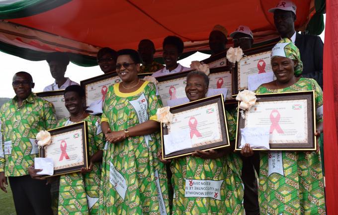 Le Burundi célèbre la journée mondiale de lutte contre le Sida