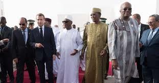 Barkhane: les Nigériens agacés par la convocation d′Emmanuel Macron