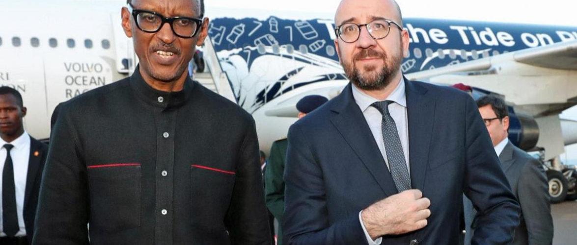 Les renseignements militaires belges ont signé un accord confidentiel avec le Rwanda