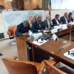 Allocution de S.E. Mr l'Ambassadeur Thérence Ntahiraja à l'occasion de sa présentation officielle au comité des Ambassadeurs ACP à Bruxelles le 29/01/2020