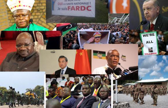 Burundi / Petit tour sur l'actualité Africaine – [ AFRICA : 6 JANVIER 2020 ]