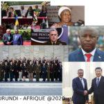Burundi / Petit tour sur l'actualité Africaine  –  [ Le successeur de NKURUNZIZA au Burundi  / Kobe Bryant / L'UA veut 1 siège permanent à l'ONU /  Erdogan en Afrique  / L'UA et la Libye / Réforme de l'AFRICOM ]