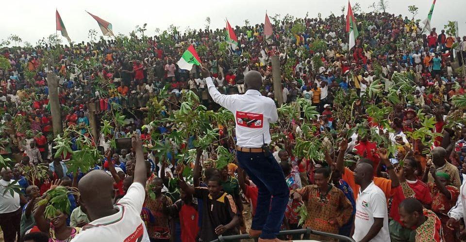 Une sacrée belle journée mémorable au Burundi : Désignation du candidat du CNDD-FDD pour les Présidentielles 2020
