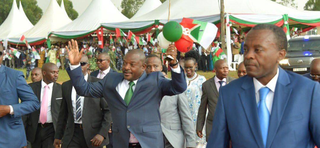 Burundi : Une très belle prière œcuménique organisée par le CNDD-FDD à Gitega