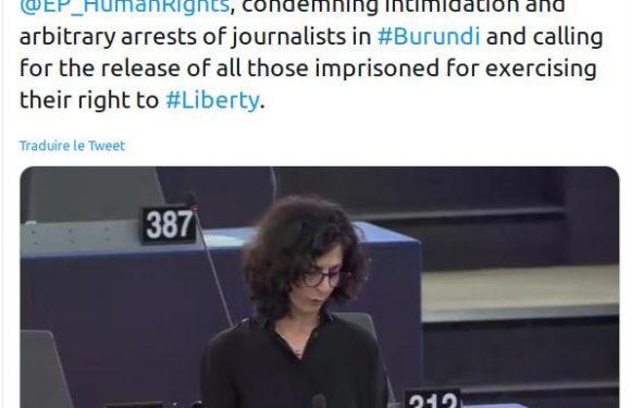 Attaque contre le Burundi partie du Parlement Européen : l'Amb. NYAMITWE réagit !