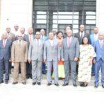 Le Chef de l'Etat reçoit en audience les Ambassadeurs burundais accrédités à l'étranger