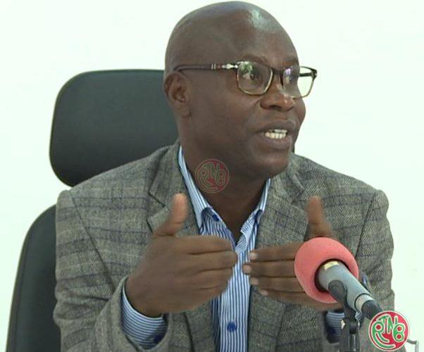 Le ministre Martin Nivyabandi s'exprime sur les prestations de la Mutuelle de la Fonction Publique