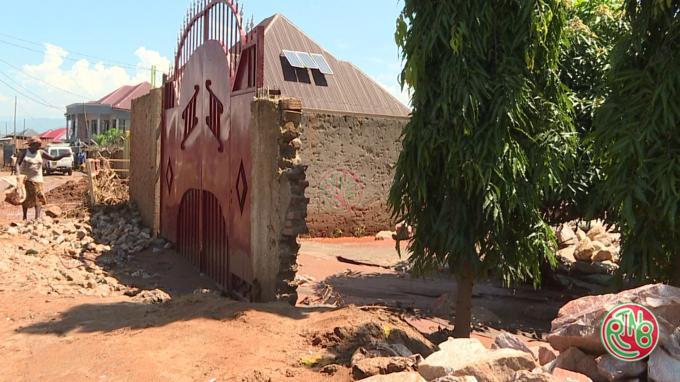 Gahahe/Gatunguru :les pluies diluviennes causent des dégâts matériels