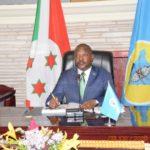 Conseil des ministres: Bientôt, le Président Pierre Nkurunziza au rang du Guide du Patriotisme
