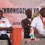 Le Président Nkurunziza Pierre a rabroué les mauvaises langues néocoloniales