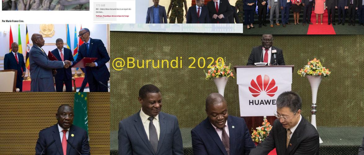 Burundi / Petit tour sur l'actualité Africaine –  [ La Belgique veut créer une rébellion au Burundi, avec le CNL et le Rwanda | La science et la technique boostent la croissance africaine |  Le chanteur Rwandais Kizito Mihigo tué par le Régime KAGAME | Le Géant Chinois Huawei au Malawi …  ]