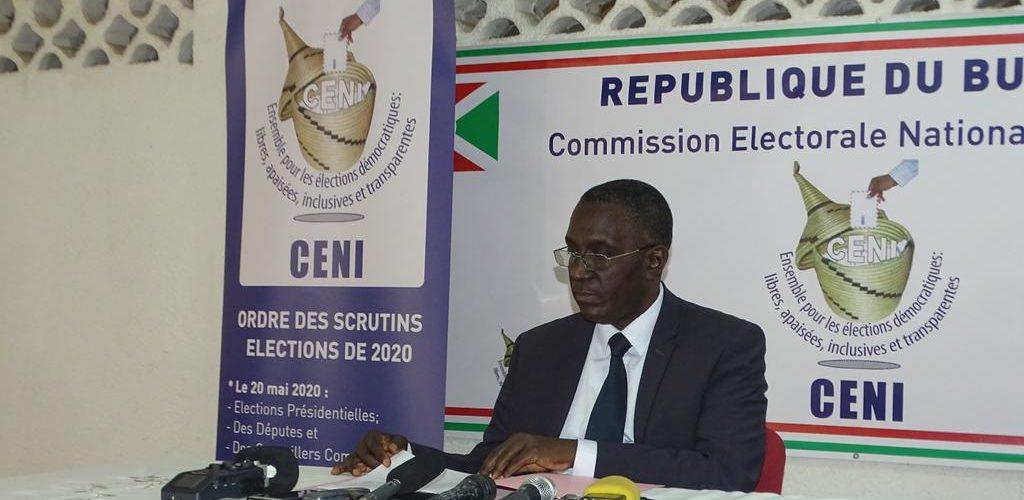 Burundi : CENI – 5.126 351 électeurs participeront aux élections démocratiques de 2020