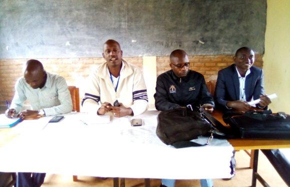 Burundi / Karuzi : Réunion autour de la gestion collinaire des coopératives SANGWE