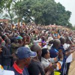 Le CNDD-FDD mobilise des milliers de citoyens aux TDC  - Construire le Bureau provincial de Rumonge / Burundi