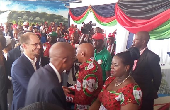Présidentielles 2020  au  Burundi :  RWASA Agathon, candidat CNL