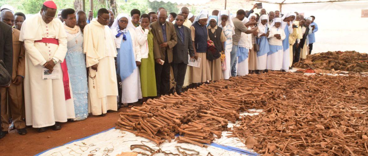 Génocide 1972 : CVR – Une messe organisée par les familles des victimes au Burundi